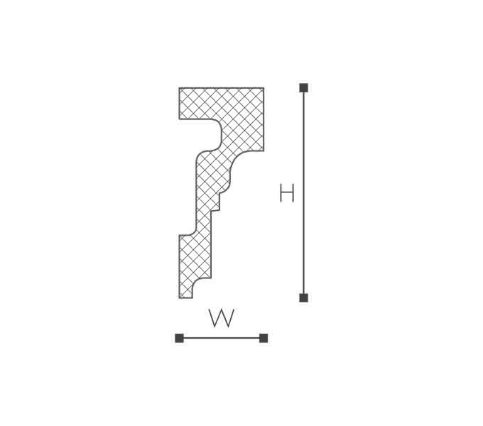 WL4 Молдинг стеновой-рис.2