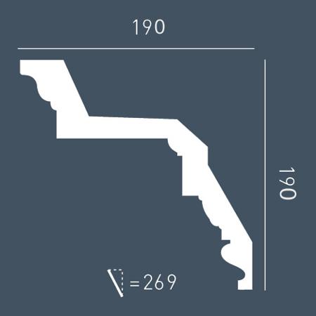С307 Карниз потолочный-рис.2