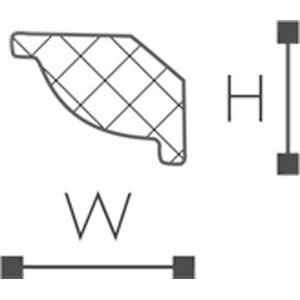 WT7 Essenza Карниз потолочный-рис.2